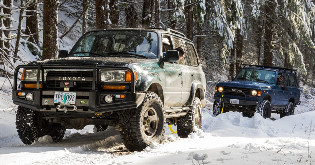 How to add 4x4 accessories to your vehicle